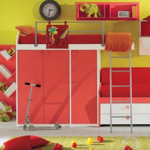 peinture et finition pour chambre enfant