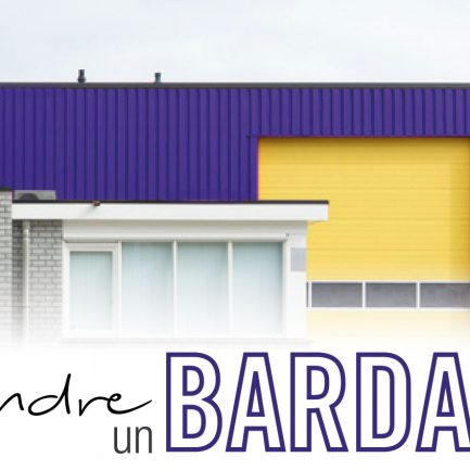 Article de blog - repeindre un bardage