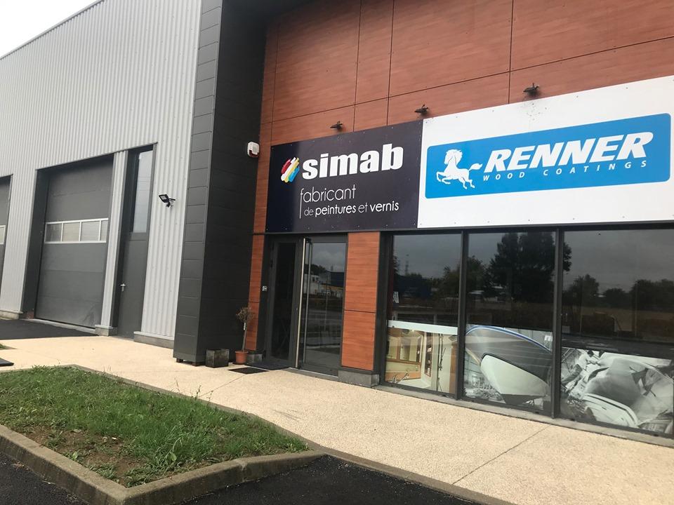 SIMAB, fabricant de peintures & vernis en Vendée, s'implante en région Auvergne-Rhône-Alpes