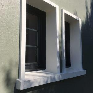 Gamme peinture finition pour le secteur de l'architectural - SIMAB